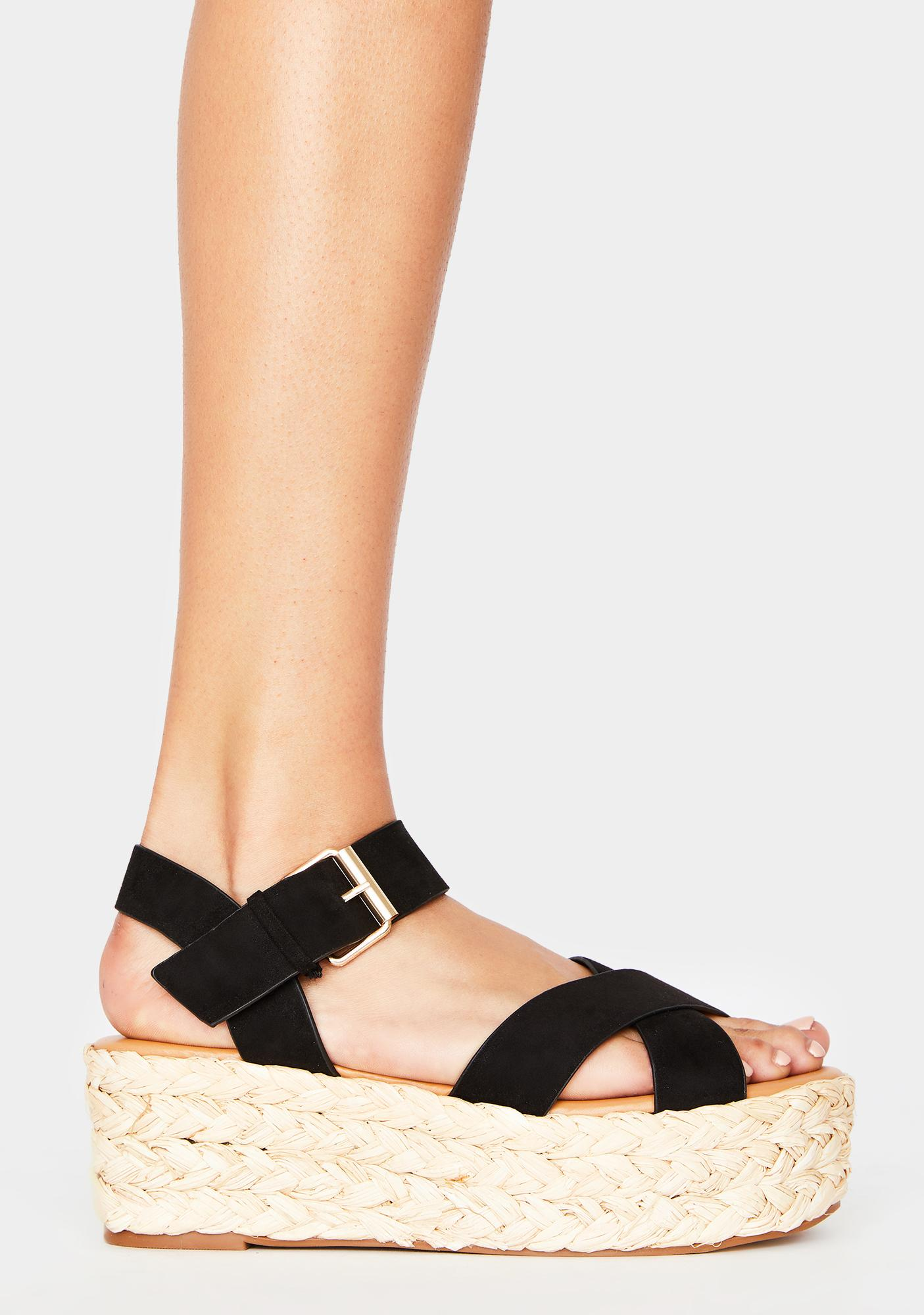 What A Day Espadrille Sandals