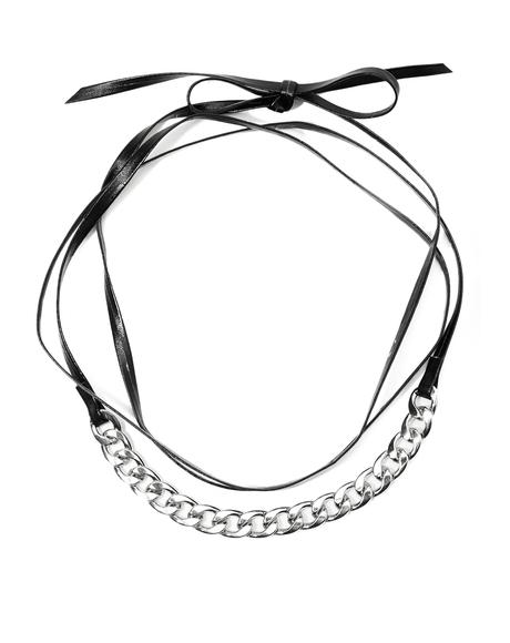Let It Roll Wrap Choker