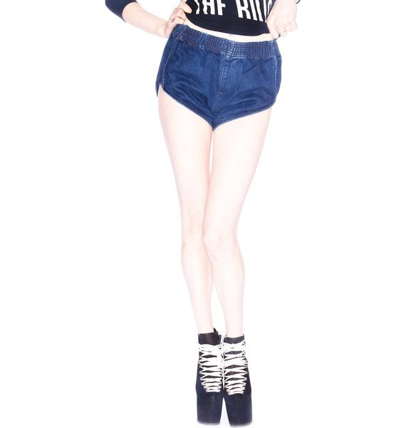 One Teaspoon Vagabonds Shorts