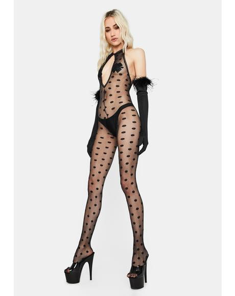 Spotted On Avenue Bodystocking
