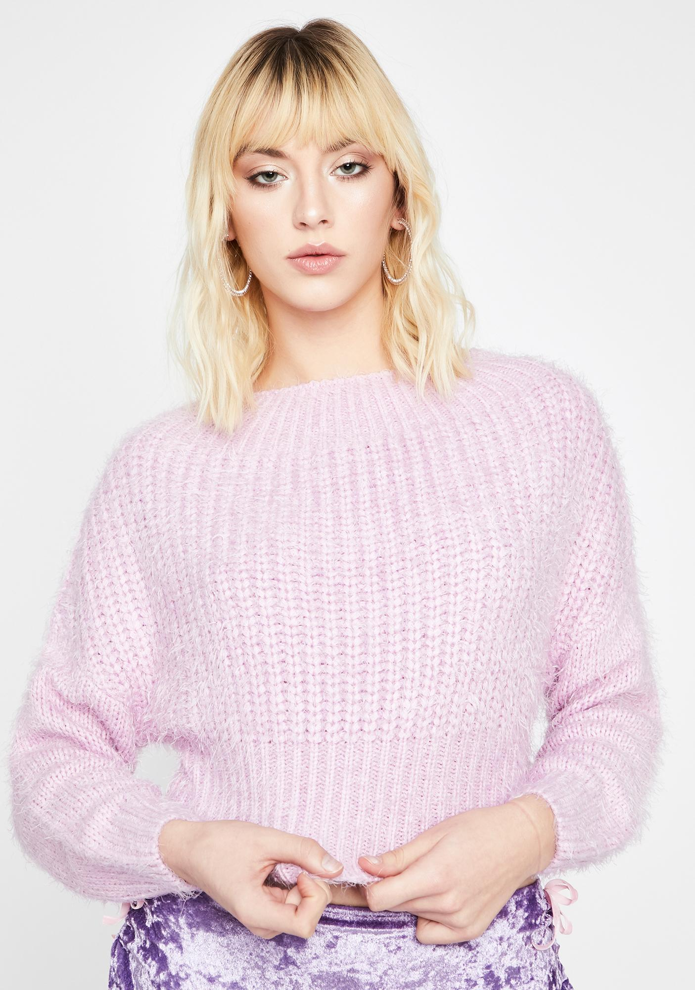 Classy For What Knit Sweater