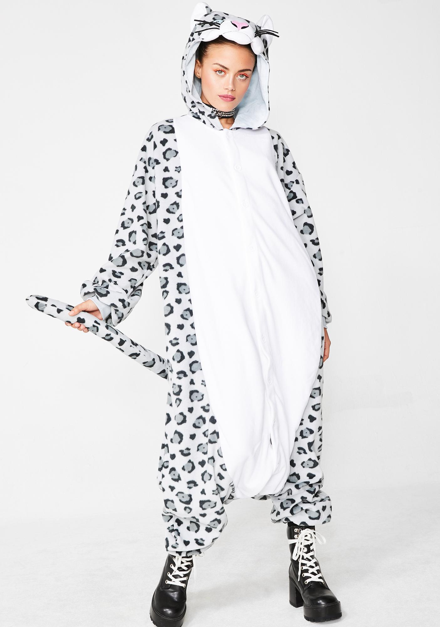 Sazac Snow Leopard Kigurumi