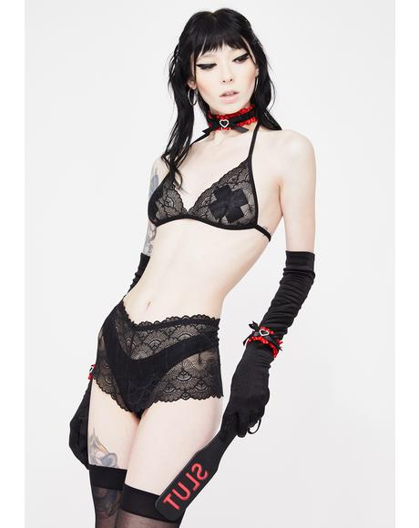 Wicked Lust Lingerie Set