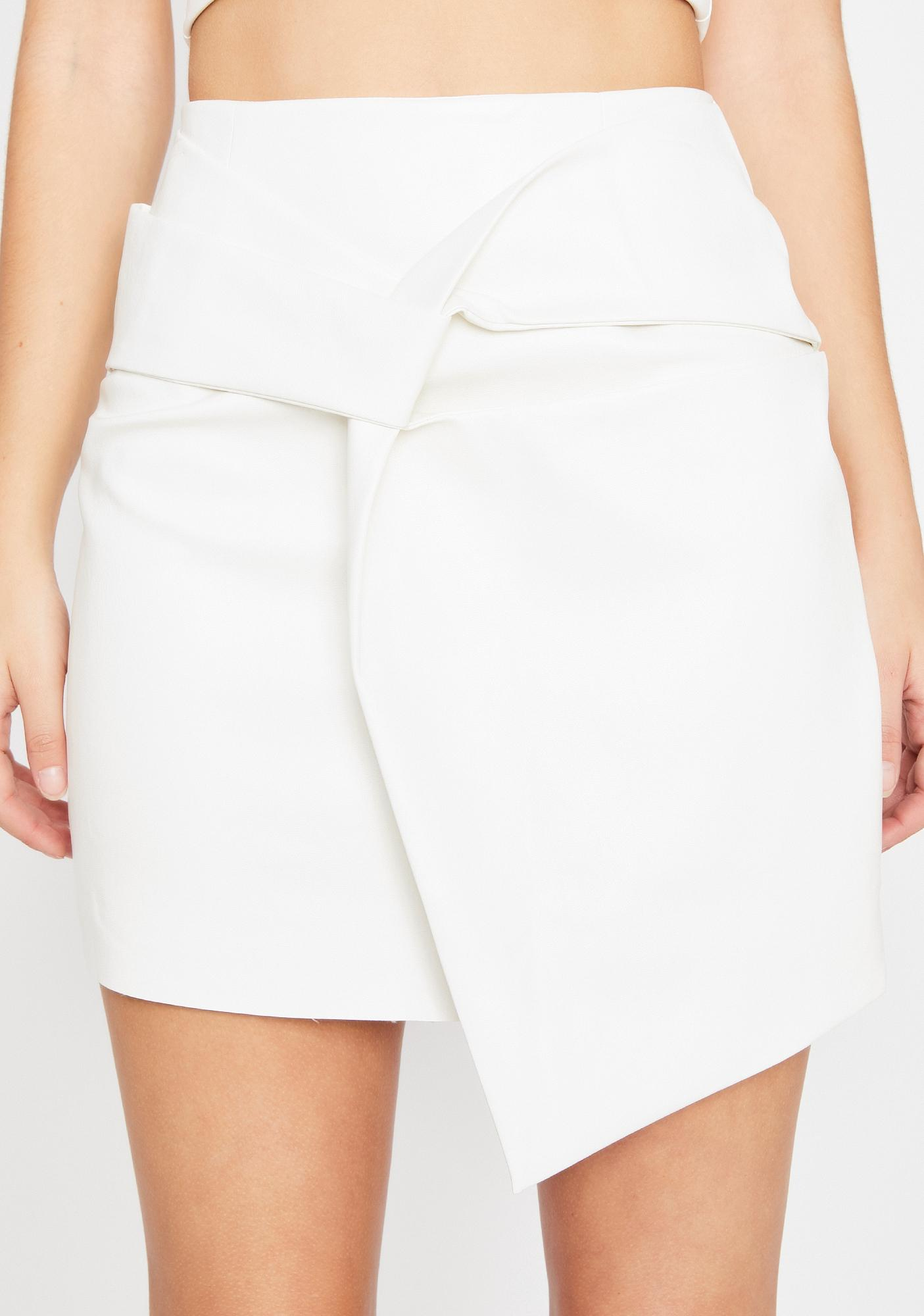 Easy Attraction Mini Skirt
