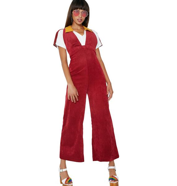 Camp Collection Jan Jumpsuit