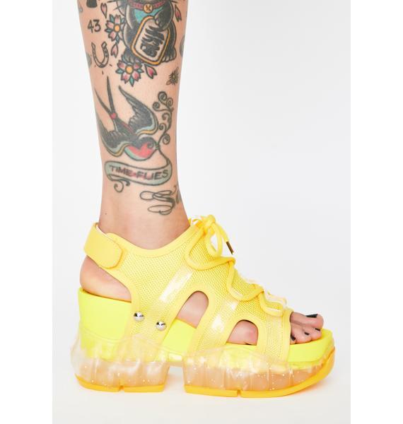 Anthony Wang Sunny Xtreme Elements Chunky Sandals