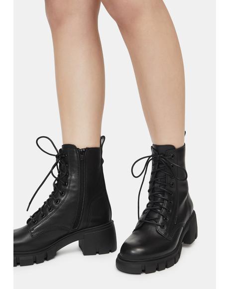 Hybrid Combat Boots