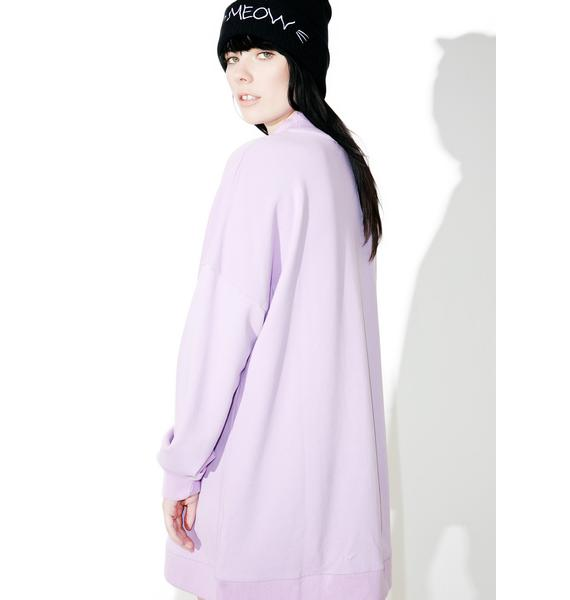 Lazy Oaf Kitty Sweatshirt