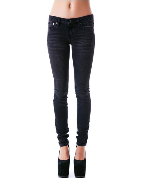 Shadow Wash Stretch Junkie Jean