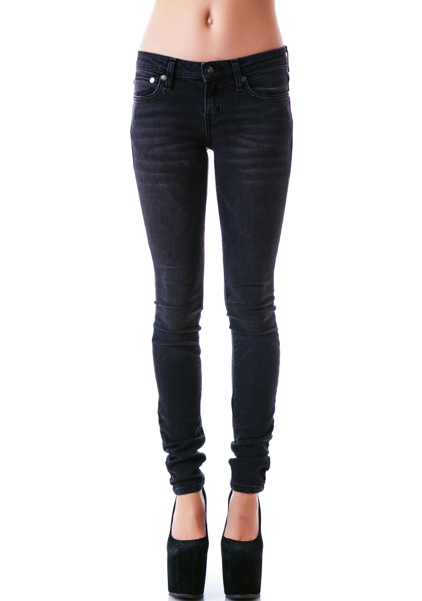 Kill City Shadow Wash Stretch Junkie Jean