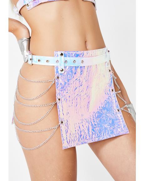 Amazon Chain Skirt