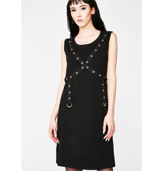 Tripp NYC Grommet Dress