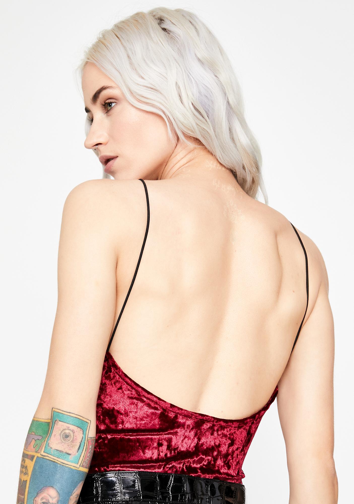 Cherry All About U Bodysuit