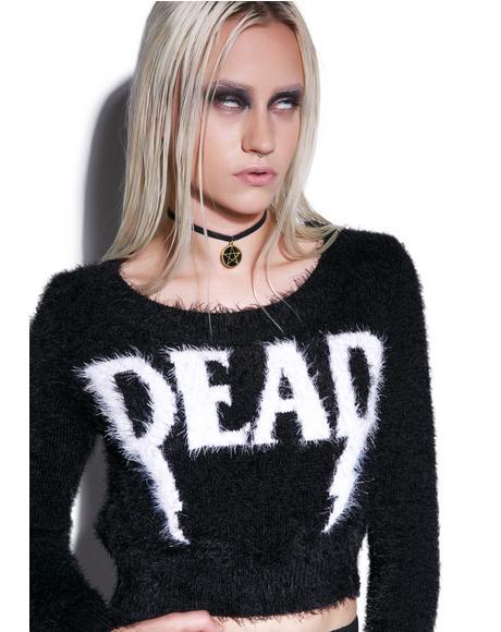 Dropout Dead Sweater