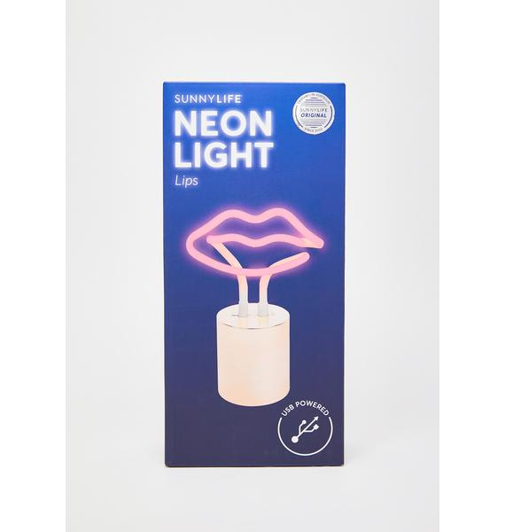 Midnight Make Out Neon Light