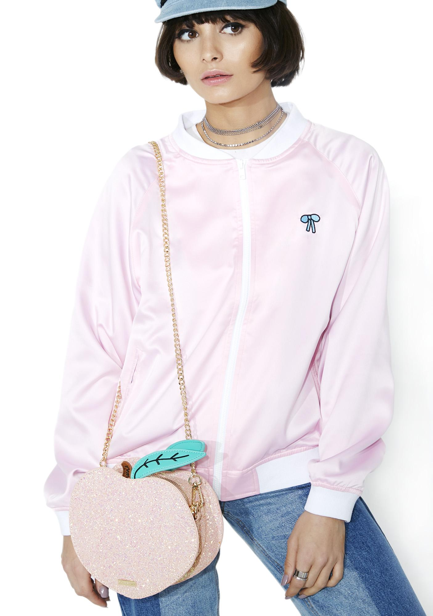 Skinnydip Peachy Crossbody Bag