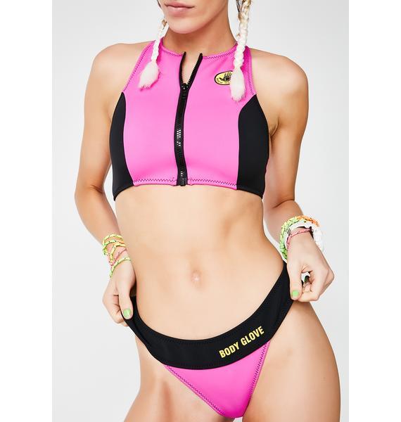 Body Glove Lady Shout Bikini Bottoms