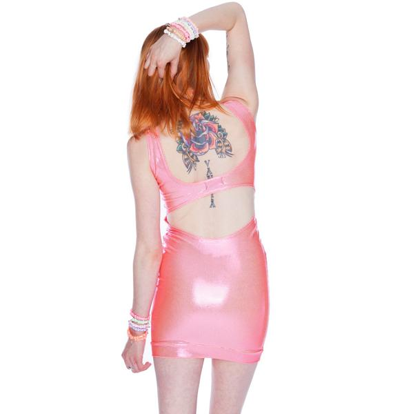 Quontum Zitto Hole Dress
