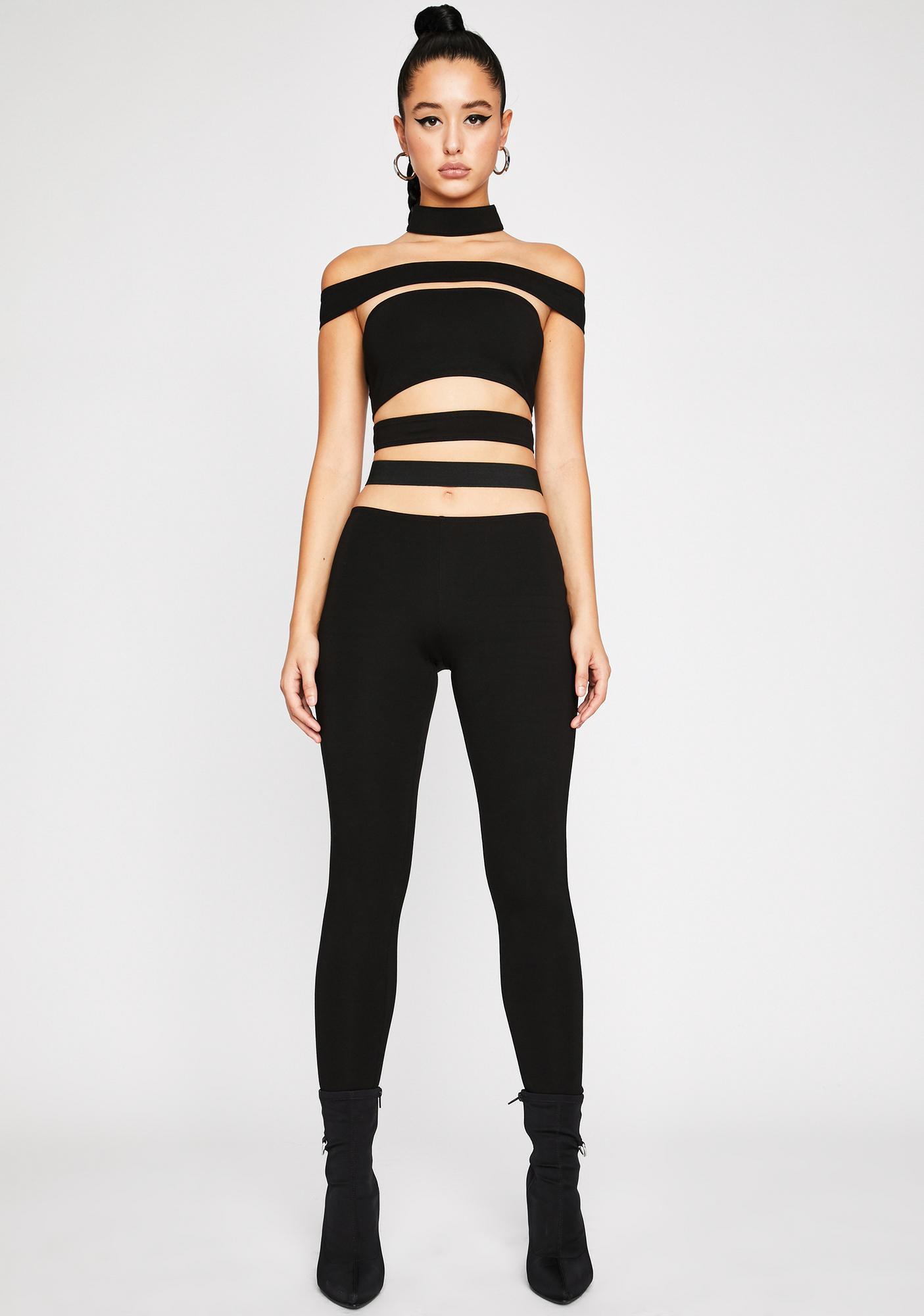 Poster Grl Fashion Needs Me Pant Set