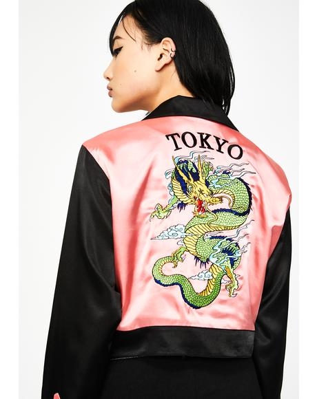Culture Shock Souvenir Jacket