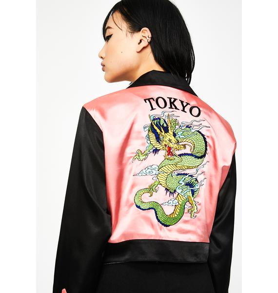 Current Mood Culture Shock Souvenir Jacket