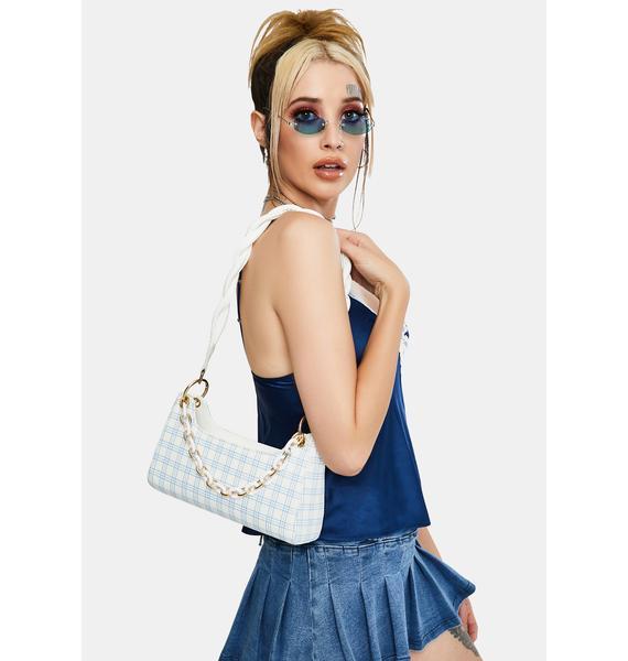 Always Posh Baguette Bag