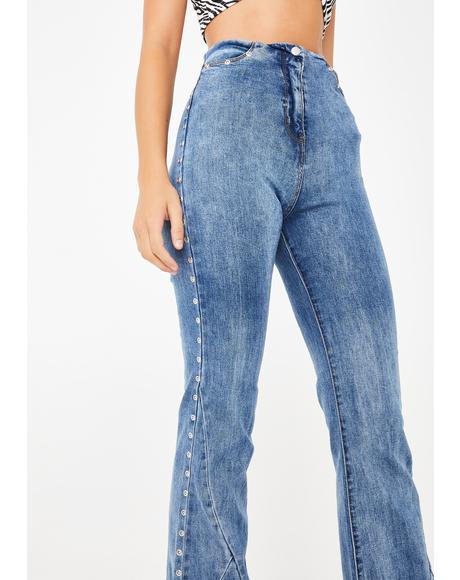 Desiree Studded Pants
