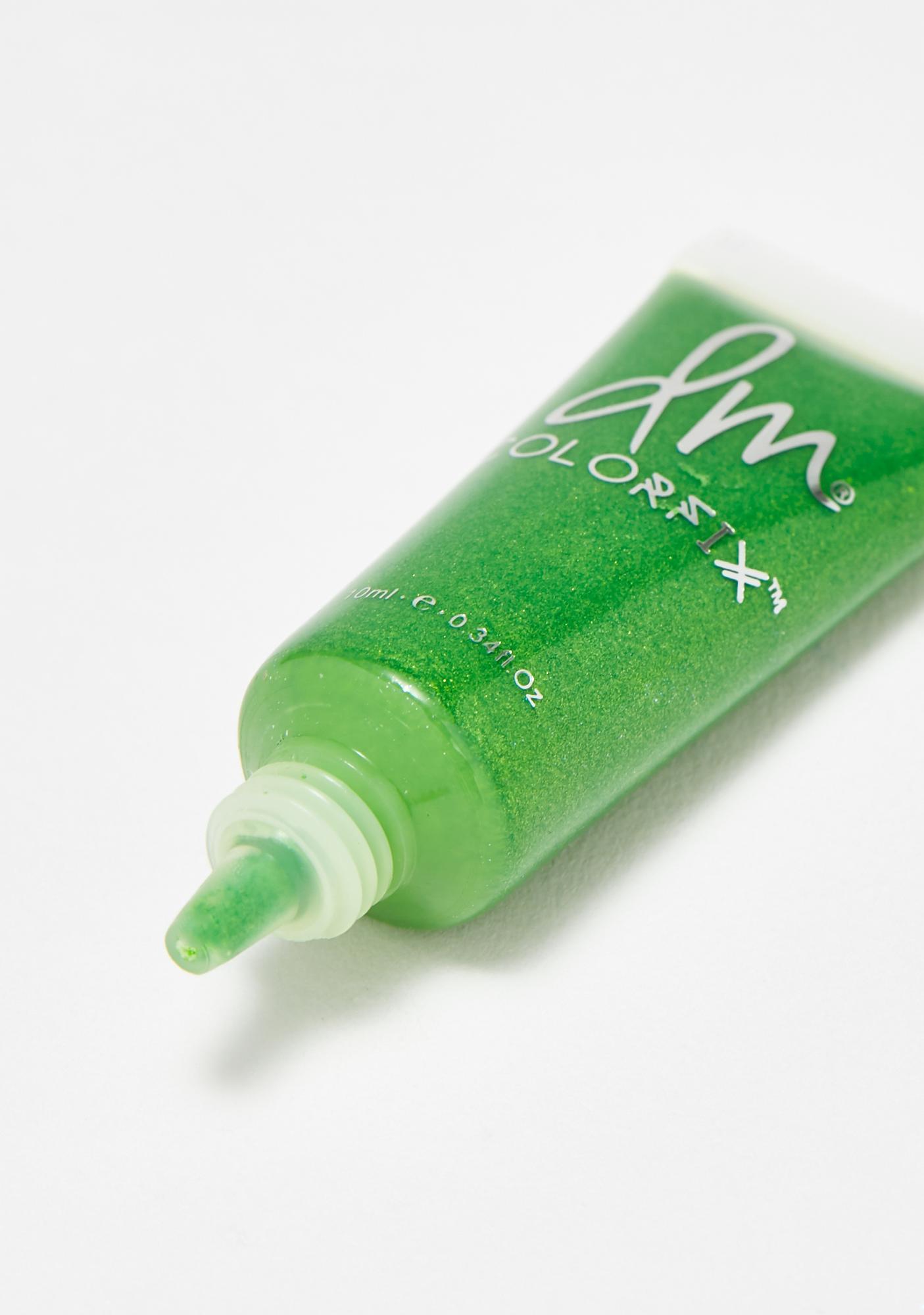 Danessa Myricks Beauty Limesickle Colorfix 24hr Metallic Cream