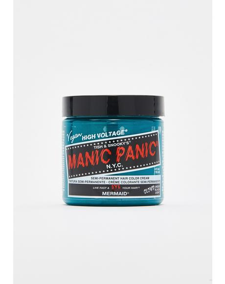 Mermaid Classic High Voltage UV Hair Dye