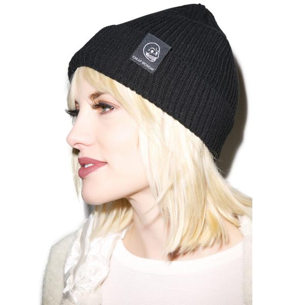 Cheap Monday Skull Hat