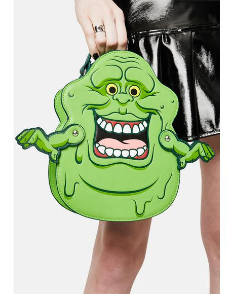 Ghostbuster Slimer Convertible Backpack
