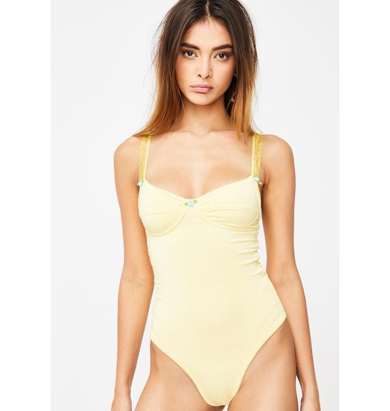 O Mighty Butter Pure Romance Bodysuit