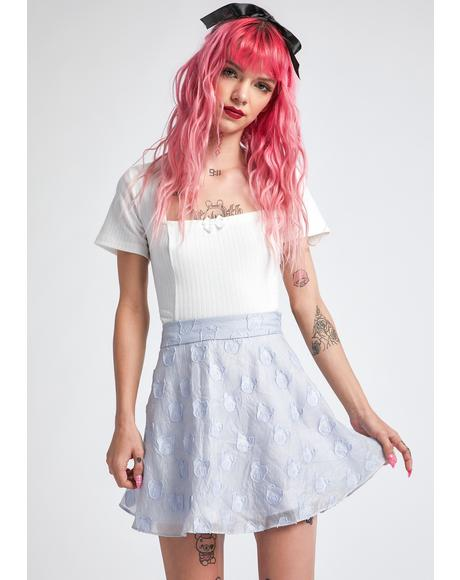 Alwayz Nap Time Circle Skirt
