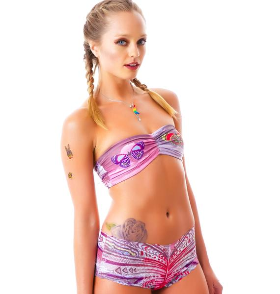 Private Arts Metamorphic Love Bandeau Set