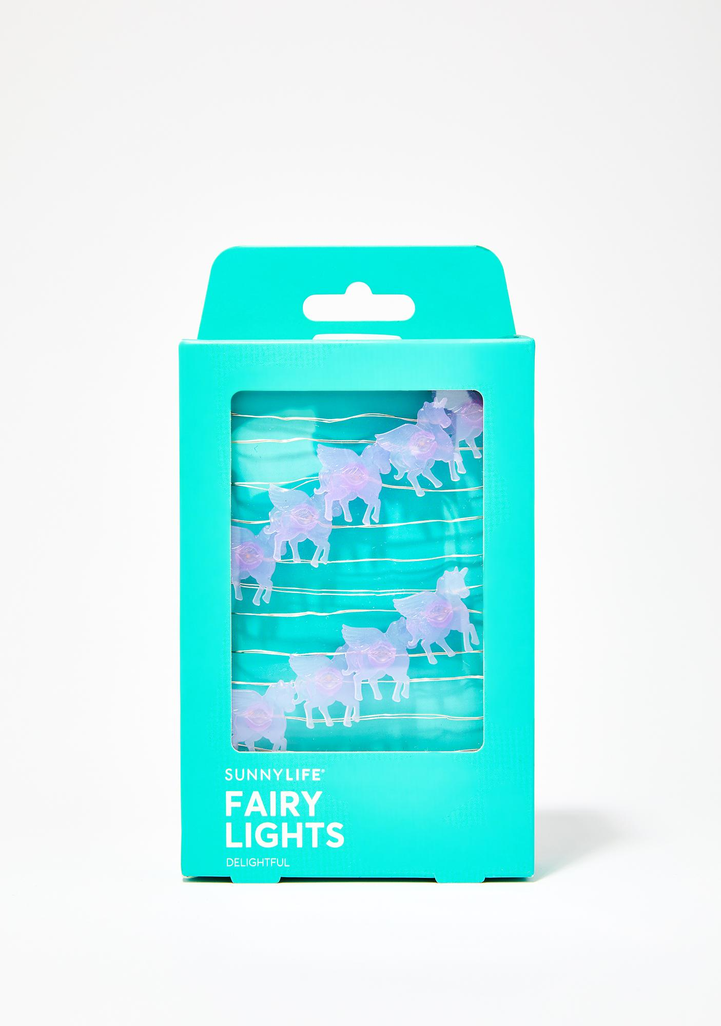 Mystical Unicorn Fairy Lights