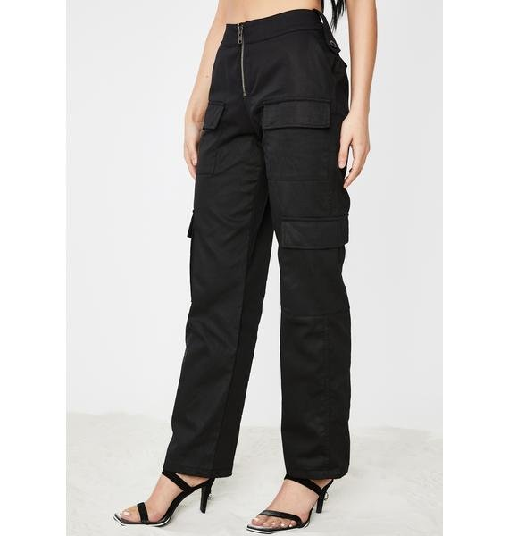 Poster Grl Late Meetings On Rodeo Cargo Pants