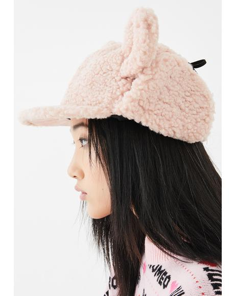 Baby Beary Special Sherpa Hat