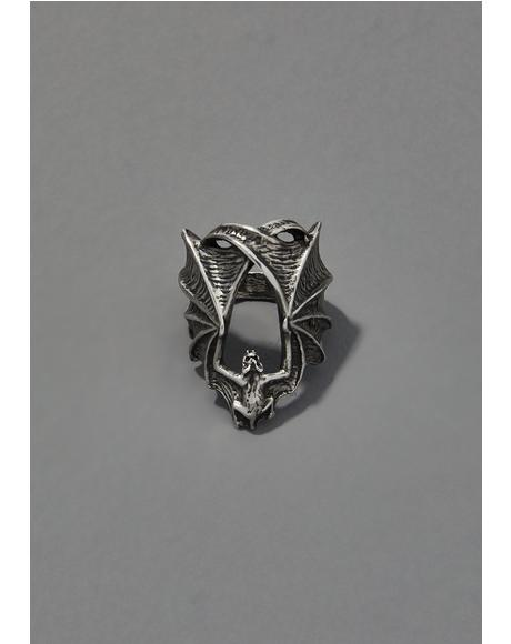 Stealth Mode Statement Ring