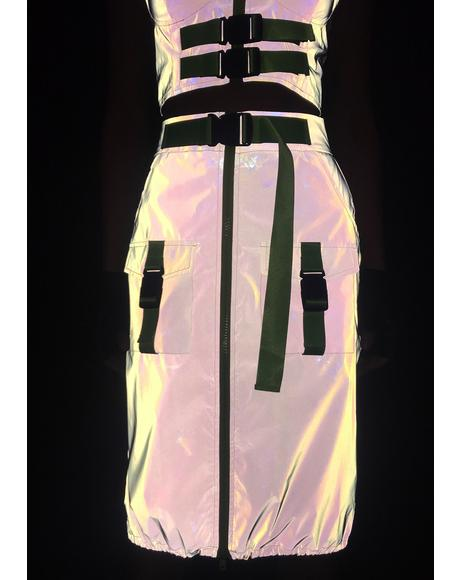 Blast Off Reflective Skirt