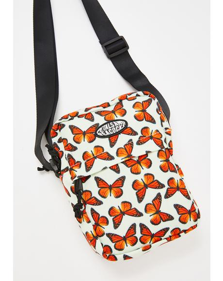Butterfly Effect Shoulder Bag