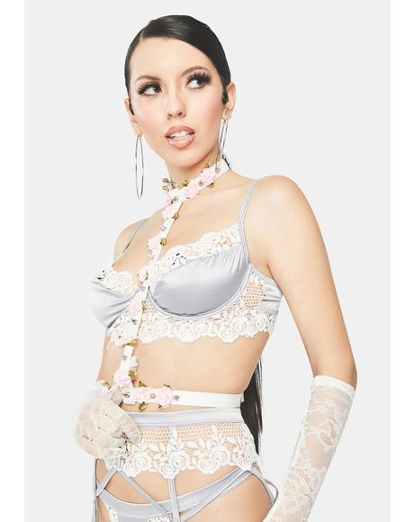 Ivory So Thorny Body Harness