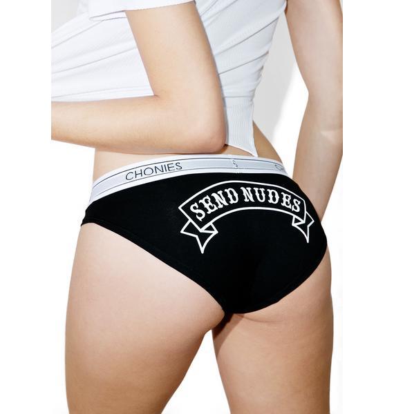 Chonies Send Nudes Classic Brief