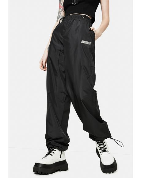 Basic Logo Sports Pants