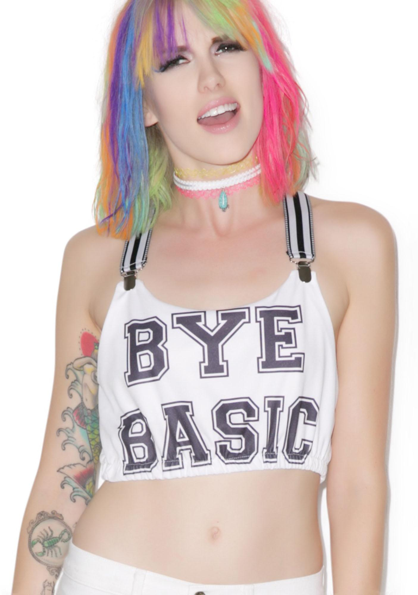 Bye Basic Betches Tank