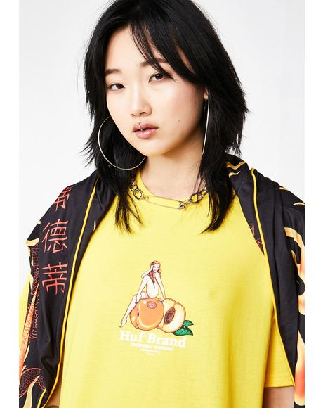 Forbidden Fruit Graphic Tee