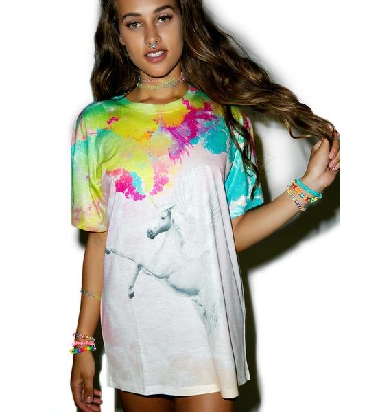 Unicorn Dreams Tee
