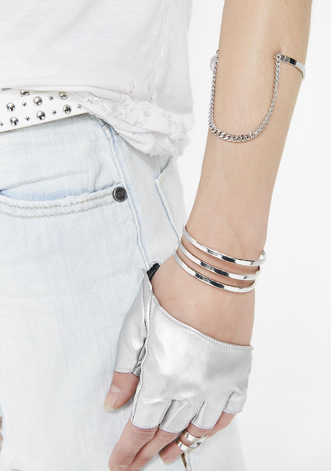 Chainz Unbreakable Arm Cuff