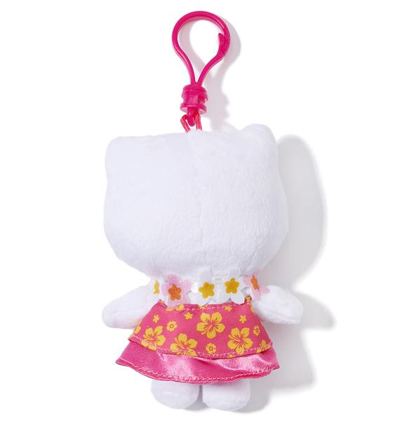 Sanrio HK Blossom Plushie
