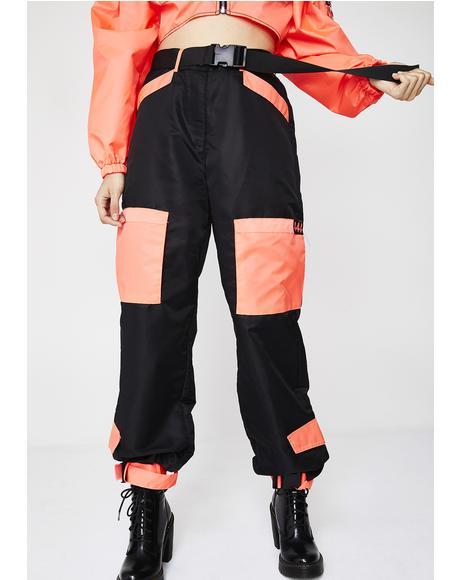 Neon Imperator Pants