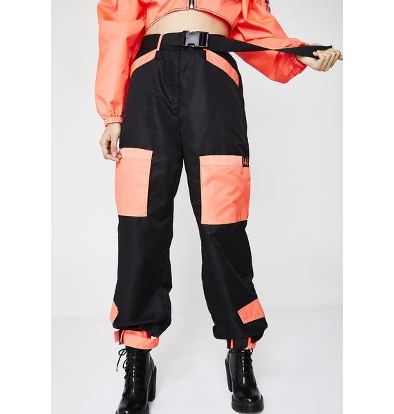 I AM GIA Neon Imperator Pants